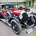 Bentley 3L Speed cabrio Weymann #TN1568_01 - 1926 [UK] HL_GF