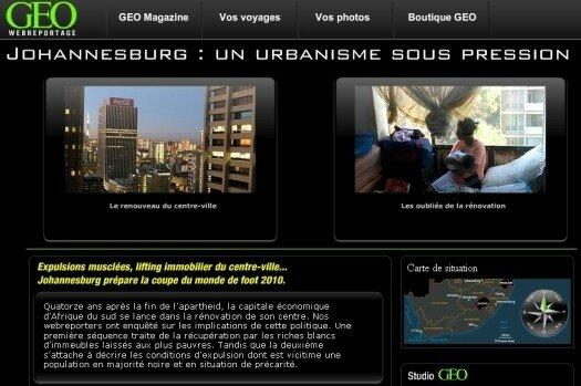 Geo_webreportage