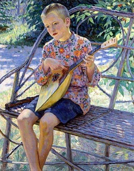 nikolay bogdanov belsky 1931