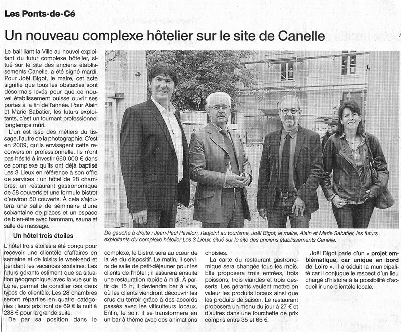 2014 10 02 Ouest France
