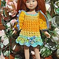 Tuto 184 - des petits ensembles pour mes minis dolls...