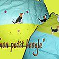 Petit beagle