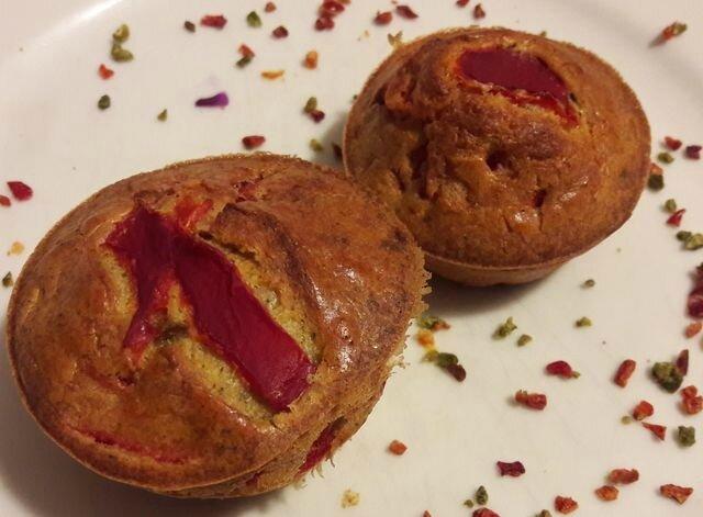 cakes aux poivrons (3)