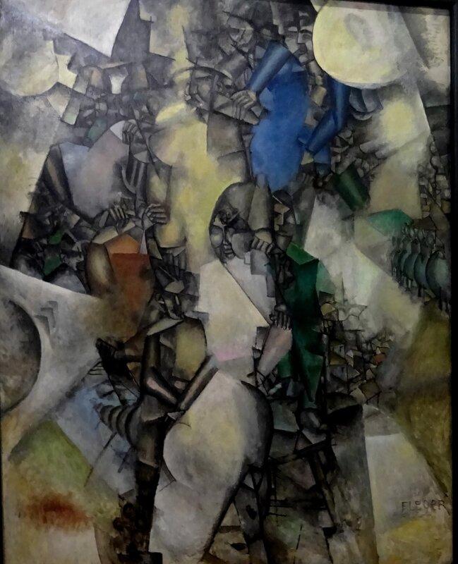 La noce Fernand Léger