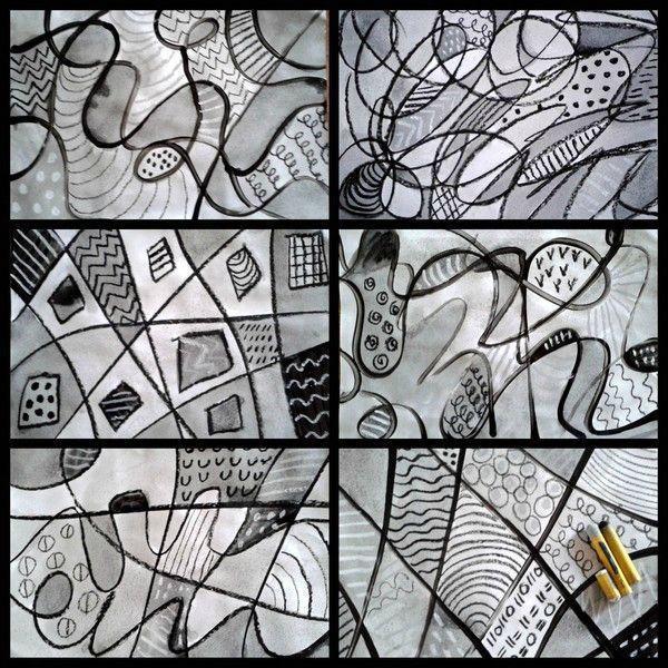 71_Noir et Blanc_jeux d'encre de chine (6 avec graphismes)