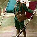 Défense du drapeau