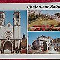 Chalon sur Saone datée 1989