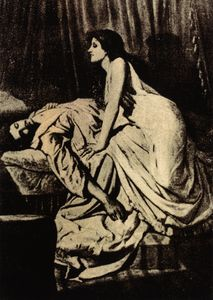 Burne_Jones_le_Vampire