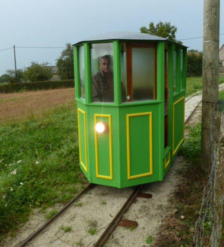 9630 CFB Tram en voie de 600 - 2014