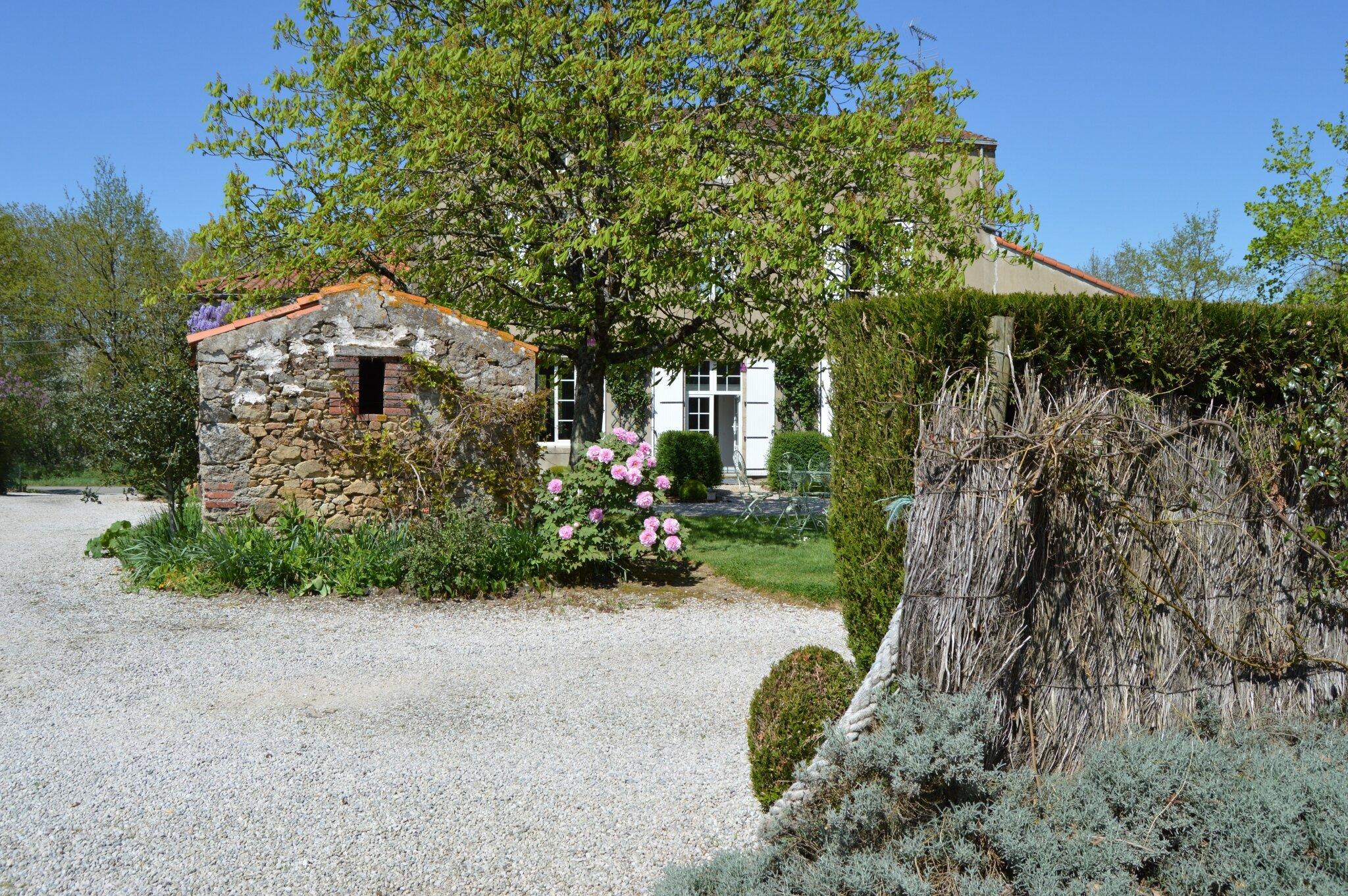 Mes vacances à la Bardinière (Vendée)