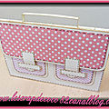 Mini-album cartable