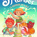 5 mondes, tome 1 : le guerrier de sable - alexis siegel et mark siegel