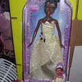 Barbie tiana - la princesse & la grenouille -