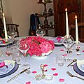 Table Sylvie et Emmanuel 2
