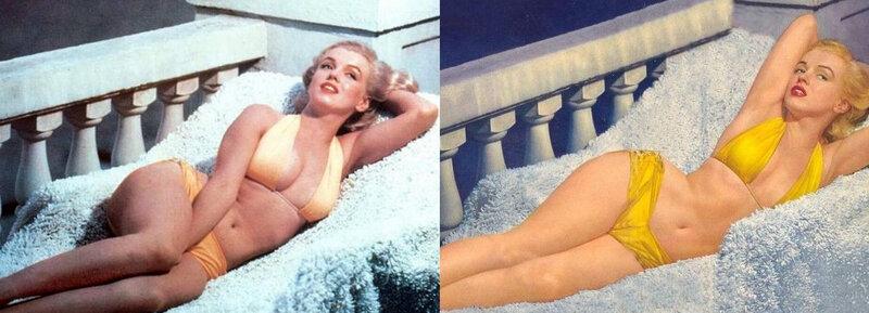 mode-swimsuit-bikini_yellow-08-1951-Anthony_Beauchamp-1