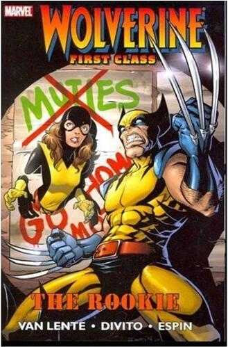 wolverine first class vol 01 the rookie TPB