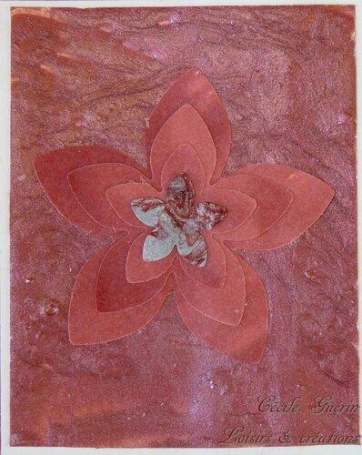 Détail fleur - blog