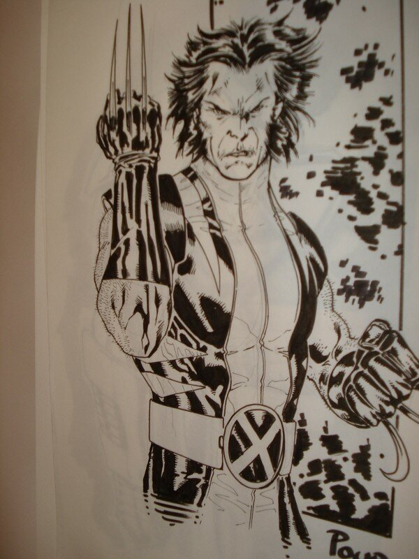 Wolverine By Guile