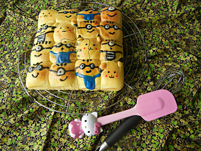 brioche minion pikachu prunillefee4