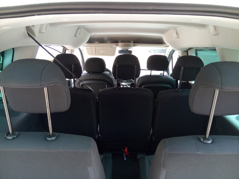 Collaborateur peugeot citroen berlingo HDI 120 Shine 7 places