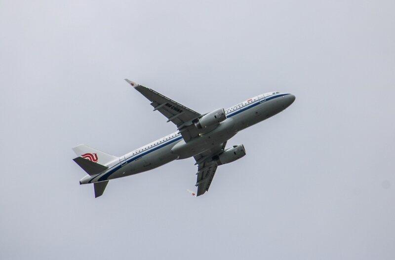 Airbus A320 d'Air China