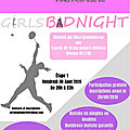 Girls bad'night tour du 49 - etape 1 - 30/08/2019 à montreuil-juigné