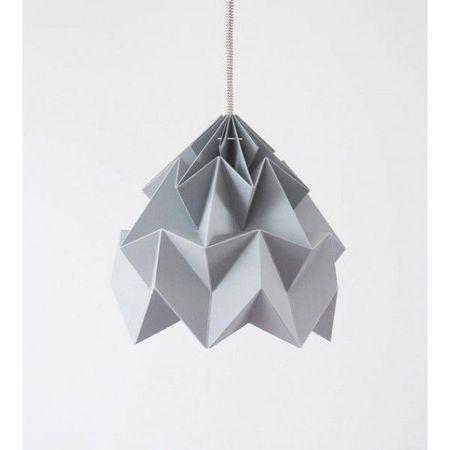 papier_lamp_snowpuppe_moth_grijs_origami_zijkant_2_