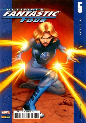ultimate fantastic four 05