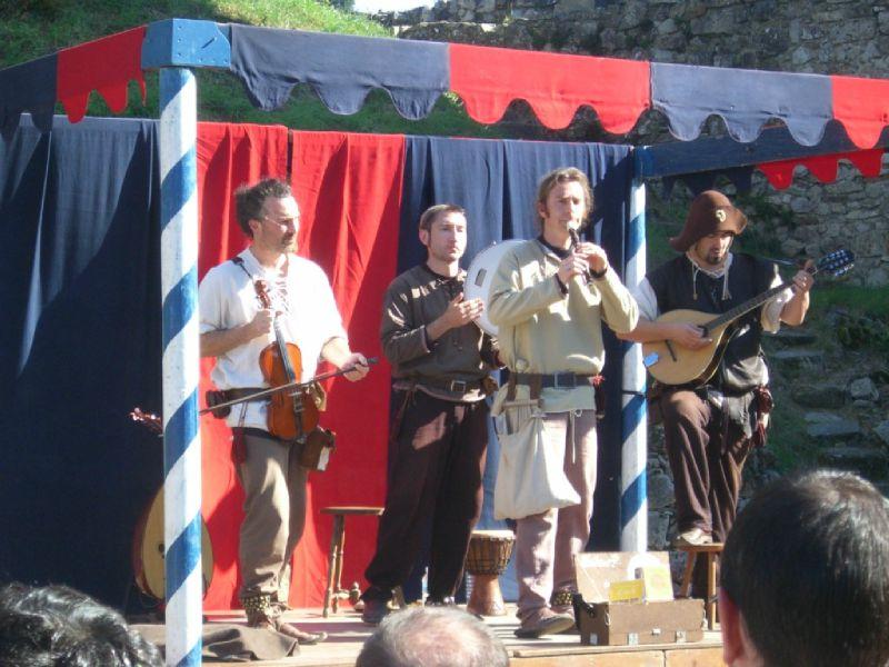 SIKINIS Fête de Lastours 2007