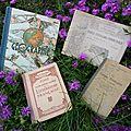 Différents livres scolaire anciens