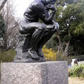 National Museum of Western Art - Le Penseur de Rodin