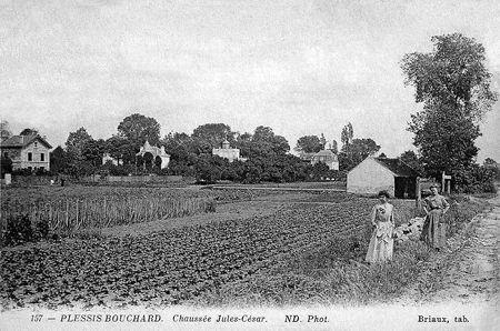 Le lavoir du Plessis-Bouchard
