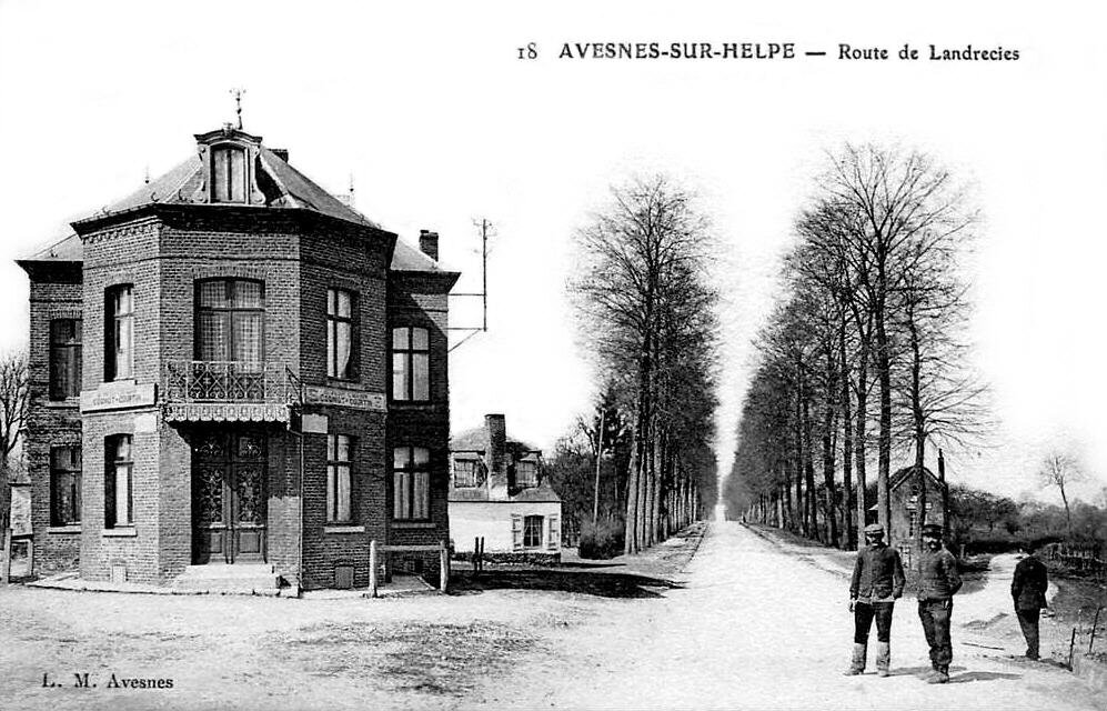AVESNES-Route de Landrecies