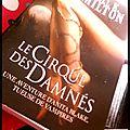 Le cirque des damnés -laurell k.hamilton {anita blake 3}