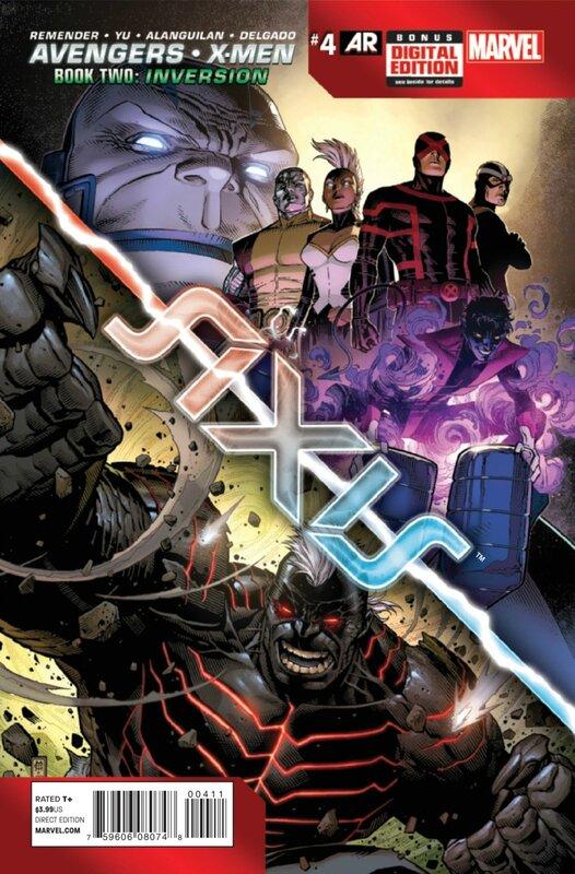 avengers x-men axis 4