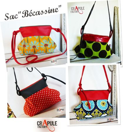 sac becassine pres 4