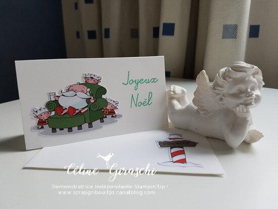 Cartes Notes Atelier du Père Noël -4