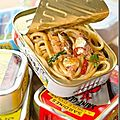 Linguine aux sardines
