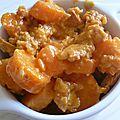Les carottes au chorizo