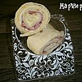 Wraps bacon & kiri
