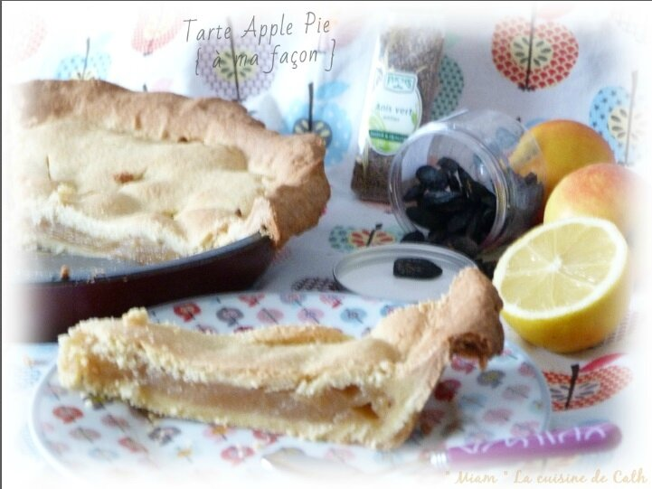 tarte Apple pie