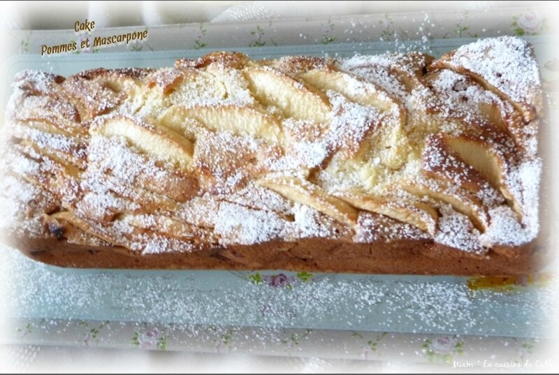 Cake mascrpone pomme3