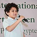 Mini exposition à l'école de zayed, classe de pp6, mme leila et mme hadwa, le 4 avril 2018