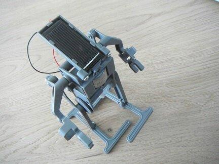 solar robot 4m 7