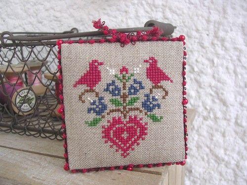 Pinkeep motif alsacien