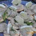 Que faire avec un reste de sardines grillées au bbq ?