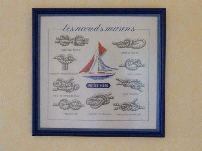Noeuds marin
