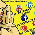Je like, tu likes, nous likons... / teaser 1