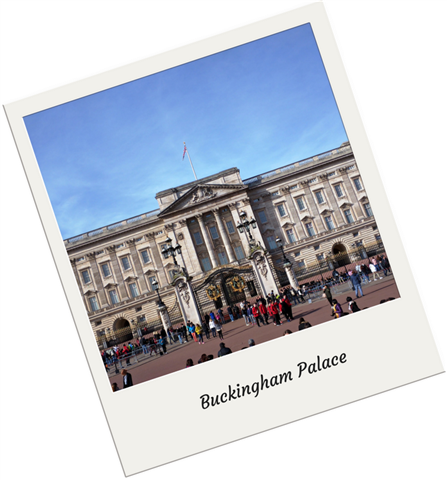 Buckingham Palace ©Kid Friendly