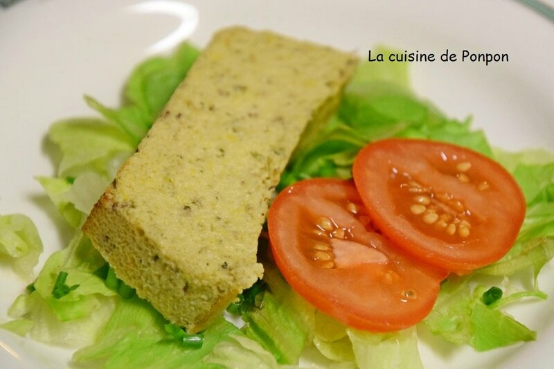 flan courgette menthe (6)